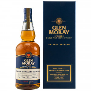 Glen Moray 2006/2018 Bourbon & Oloroso Sherry Cask No. 99505 Private Edition