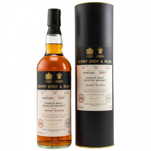 Orkney Islands 2000/2020 - 20 Jahre Single Cask No. 15 (Berry Bros and Rudd) (exclusively bottled for Kirsch)