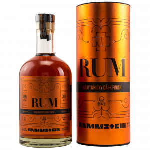 Rammstein Rum Limited Edition 2021 Islay Whisky Cask Finish