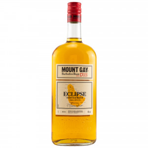 Mount Gay 1703 Eclipse Rum (Liter)