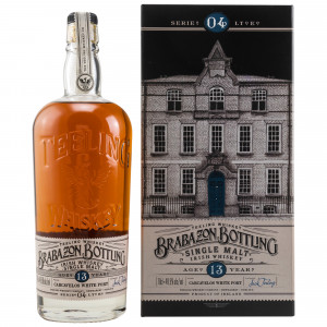 Teeling 13 Jahre Brabazon Edition No. 4 Carcavelos White Port Finish