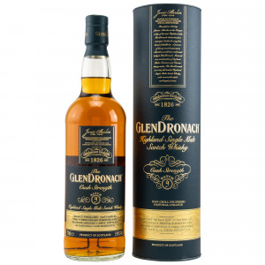 Glendronach Cask Strength Batch #9