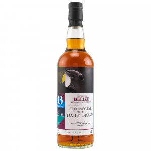 Travellers Belize Rum 2007/2020 - 13 Jahre (The Nectar of the Daily Drams)