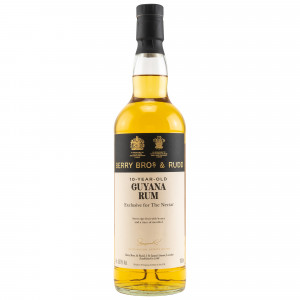 Diamond Guyana Rum 10 Jahre Single Cask No. 86 (Berry Bros & Rudd) (exclusively bottled for The Nectar of the Daily Drams)
