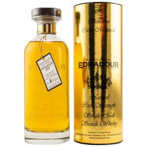 Edradour 2007/2021 - 13 Jahre Bourbon Barrels Natural Cask Strength
