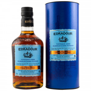 Edradour 1999/2020 - 21 Jahre Barolo Finish Casks No. 828 + 829