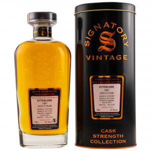 Fettercairn 1997/2020 - 23 Jahre Single Hogshead No. 5615 Cask Strength Collection (Signatory)