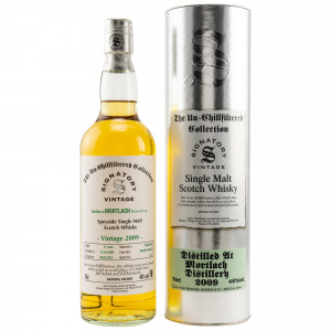 Mortlach 2009/2021 - 11 Jahre Hogsheads No. 306340 + 306343 Un-Chillfiltered Collection (Signatory)