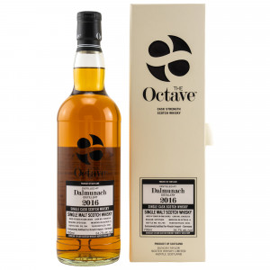 Dalmunach 2016/2021 - 4 Jahre Single Cask No. 10828256 The Octave bottled for Kirsch (Duncan Taylor)