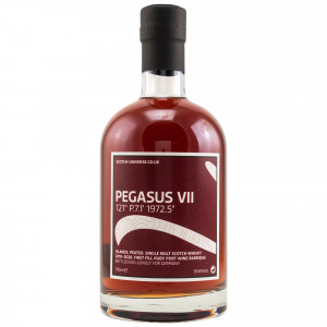 PEGASUS VII 2010/2020 - 10 Jahre Ruby Port Wine Barrique (Scotch Universe) (exclusively bottled for Germany)