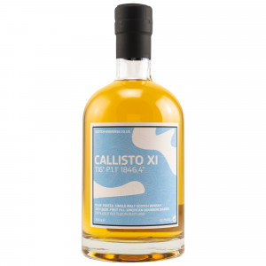 CALLISTO XI 2011/2020 - 9 Jahre Bourbon Barrel (Scotch Universe)