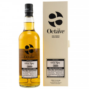 Glen Spey 2009/2021 - 11 Jahre Single Cask No. 11029533 The Octave bottled for Kirsch (Duncan Taylor)