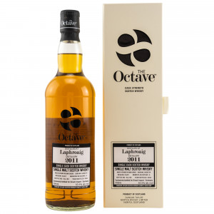 Laphroaig 2011/2021 - 9 Jahre Single Cask No. 5628724 The Octave bottled for Kirsch (Duncan Taylor)