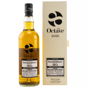 Bunnahabhain Peated 2014/2021 - 6 Jahre Single Cask No. 3830689 The Octave bottled for Kirsch (Duncan Taylor)