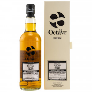 Girvan 2009/2021 - 11 Jahre Single Cask No. 2129923 The Octave bottled for Kirsch (Duncan Taylor)