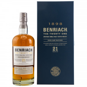 Benriach 21 Jahre The Twenty One