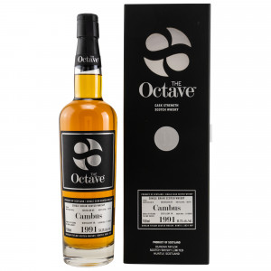 Cambus 1991/2019 - 28 Jahre Single Cask No. 1115669 The Octave (Duncan Taylor)