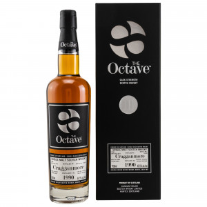 Cragganmore 1990/2021 - 30 Jahre Single Cask No. 4230549 The Octave (Duncan Taylor)