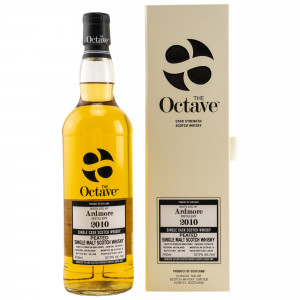 Ardmore 2010/2020 - 10 Jahre Single Peated Cask No. 1926678 The Octave (Duncan Taylor)