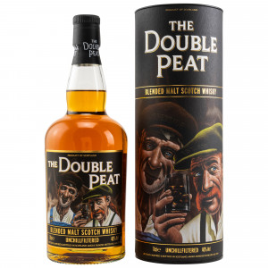 The Double Peat Blended Islay and Speyside Malt