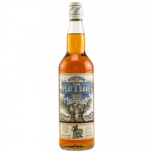 For Peat´s Sake Peated Blended Scotch Whisky