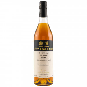 Belize Rum 2007/2020 - 13 Jahre Single Cask No. 1 (Berry Bross and Rudd)