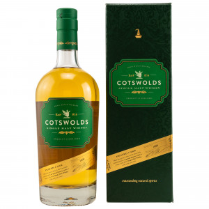 Cotswolds Peated Cask Single Malt Whisky