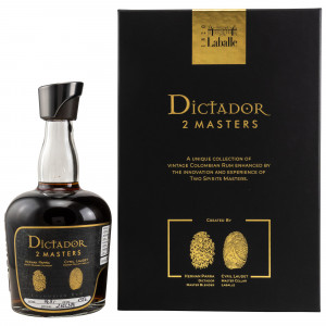Dictador 2 Masters Laballe 1976/2019 - 41 Jahre Colombian Rum