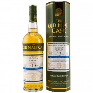 Orkney 2007/2020 - 13 Jahre Single Hogshead No. HL18195 The Old Malt Cask (Hunter Laing)