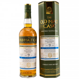 Talisker 2010/2020 - 9 Jahre Single Sherry Butt No. HL17806 The Old Malt Cask (Hunter Laing)