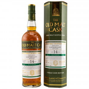 Laphroaig 2006/2020 - 14 Jahre Single Sherry Butt No. HL18204 The Old Malt Cask (Hunter Laing)