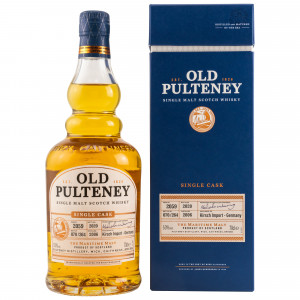 Old Pulteney 2006/2020 - 14 Jahre Single Ex-Bourbon Barrel No. 2059 (exclusively bottled for Germany)