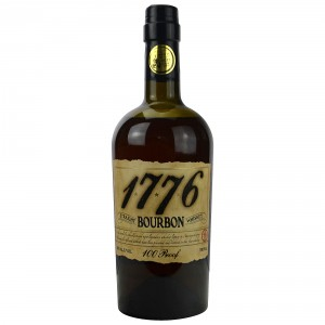 1776 Bourbon 100 Proof (altes Design) (USA: Bourbon)