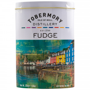 Tobermory Malt Whisky Fudge (250g)