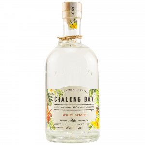 Chalong Bay White Spiced Rum
