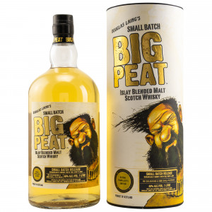 Big Peat Small Batch Global Travellers Edition