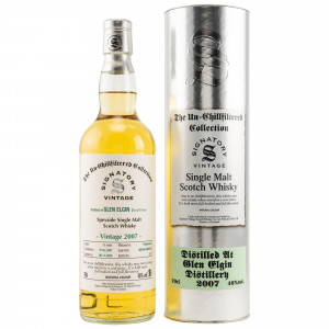 Glen Elgin 2007/2020 - 13 Jahre Hogsheads No. 800246 + 800249 The Un-Chillfiltered Collection (Signatory)