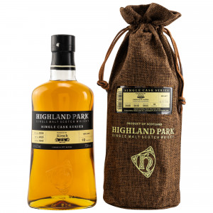 Highland Park 2009/2020 - 10 Jahre Single Refill Butt No. 3944 (exclusively bottled for Germany)