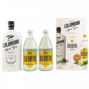 Dictador Ortodoxy Gin & Goldberg Tonic