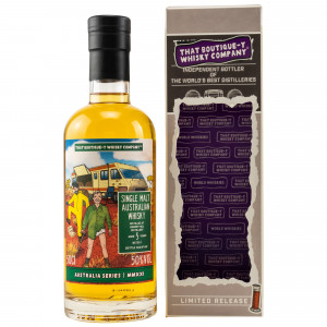 Bakery Hill 5 Jahre Batch 1 (That Boutique-Y Whisky Company)