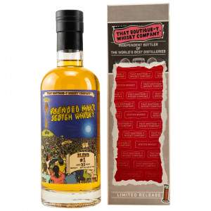 Blended Malt 25 Jahre #1 Batch 7 (That Boutique-y Whisky Company)