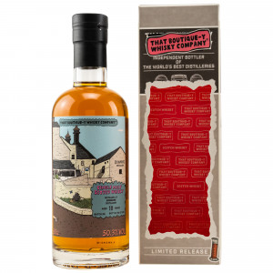 Bowmore 18 Jahre Batch 20 (That Boutique-y Whisky Company) (500 ml)