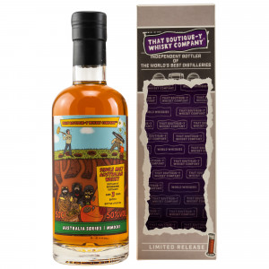 Riverbourne 3 Jahre Australian Whisky Batch No. 1 (That Boutique-y Whisky Company)