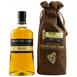 Highland Park 2008/2019 - 11 Jahre - Single Refill Butt No. 6253 German Whisky Shop Edition (Single Cask Series)