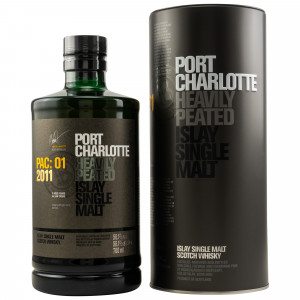 Port Charlotte 8 Jahre Heavily Peated PAC: 01 - 2011 (Cask Exploration Series)