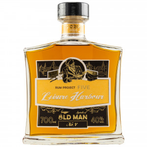Old Man Rum Project Five Leisure Harbour 2020 Gold Medal