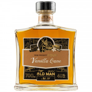 Spirits of Old Man Rum Project Four Vanilla Cane No. IV