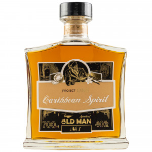 Old Man Rum Project One Caribbean Spirit