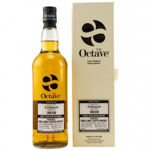 Ardmore 2010/2020 - 10 Jahre Single Peated Cask No. 1930144 Octave (Duncan Taylor)
