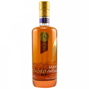 Annandale Man O' Words Founders Selection Ex Red Wine Cask No. 324